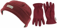 SSP Hats Thinsulate Ladies Beanie with Matching Gloves