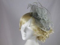 Failsworth Millinery Large Organza Headpiece