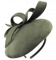 Failsworth Millinery Velvet Pillbox