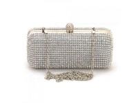 Papaya Fashion Diamante Evening Bag