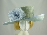 Gwyther Snoxells Abby Wedding hat