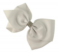 Molly and Rose Large Diamante Hair Bow