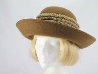 Whiteley Brown Winter Hat