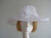 Jilly Occasion Hat in White