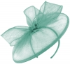 Failsworth Millinery Sinamay Disc in Air
