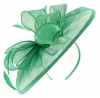 Failsworth Millinery Sinamay Disc Headpiece in Amazon