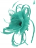 Failsworth Millinery Flower Fascinator in Aruba