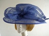 Country Casuals Ascot hat Blue Bow