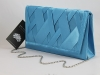 Failsworth Millinery Occasion Bag in Azure