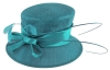 Failsworth Millinery Occasion Hat in Azure