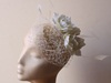 Couture by Beth Hirst 1940s style fascinator