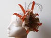 Couture by Beth Hirst Feather Flower and Crystal