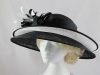 Failsworth Millinery Double Brim Events Hat