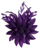 Failsworth Millinery Feather Flower Fascinator in Bella