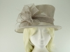 Failsworth Millinery Wedding Hat in Birch