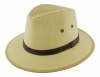 Failsworth Millinery Irish Linen Safari in Biscuit