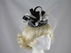 Failsworth Millinery Veiled Headpiece