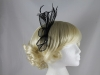 Elegance Collection Sinamay Fascinator