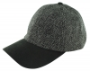 Failsworth Millinery Harris Baseball Cap in Black