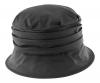 Failsworth Millinery Wax Hat in Black