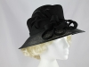 Failsworth Millinery Wool and Sinamay Events Hat