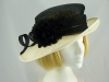 Hat Box Gretta Wedding Hat