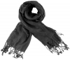 Max and Ellie Luxurious Scarf in Black