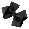 Molly and Rose Hair Bow in Black