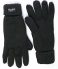 Thinsulate Gloves in Black