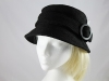 Whiteley Winter Hat in Black