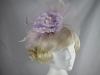 Failsworth Millinery Bow Headpiece in Blossom