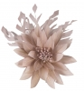 Failsworth Millinery Feather Flower Fascinator in Blossom