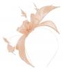 Failsworth Millinery Sinamay Fascinator in Blossom