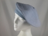 Wool Beret in Blue