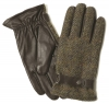 Failsworth Millinery Harris Tweed Gloves in Brown