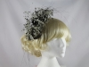 Brown Feathers Headpiece