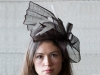 Fraser Annand Millinery Romi Sinamay Fascinator
