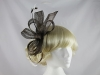Brown Loops Headpiece