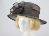 Unnamed Brown Wedding Hat