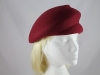 Failsworth Millinery Winter Hat in Burgundy