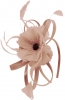 Failsworth Millinery Flower Fascinator in Cameo