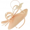 Failsworth Millinery Silk Disc in Cameo