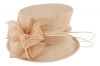 Failsworth Millinery Wedding Hat in Cameo