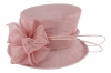 Failsworth Millinery Wedding Hat in Candy