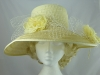 Cappelli Condici Yellow Events Hat