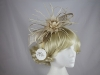 Hawkins Collection Flower and Loops Headpiece