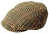 Failsworth Millinery Norwich Flat Cap in Checked 111