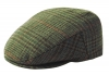 Failsworth Millinery Cambridge Flat Cap in Checked 203