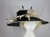 Hawkins Collection Down Brim Wedding / Events Hat