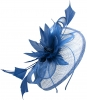 Elegance Collection Events Headpiece in Cobalt